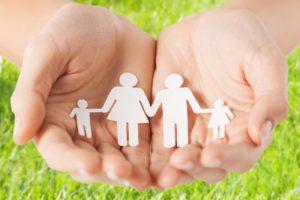 Image illustrant le droit de la famille